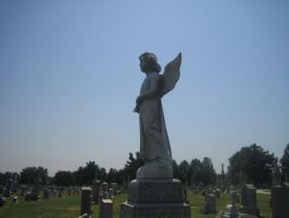 Holy Cross Cemetary 04 by ImpaledGraphix