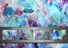 Textures - Candy Mixer by Kida-Ookami