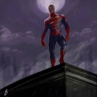 spiderman by BaderBadruddin