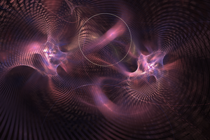 Distorted Dimensions - Fractal Art by CMWVisualArts