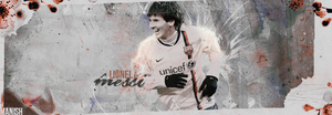Lionel Messi Signature by manishdesigns