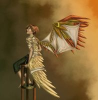 Mechanical Wings by alexasrosa