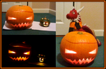 Pumpkins by Thornacious