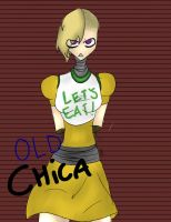 Old Chica by PaoVuante