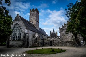 Adare priory outside by Amy-the-Faerie