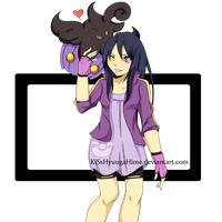 Pokemon OC: My first Kalos Shiny:. by KiSsixHime