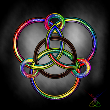 Color Wheel Design by MoonOfSouls