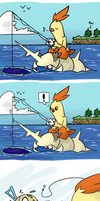 Looking for Milotic... by Combo89