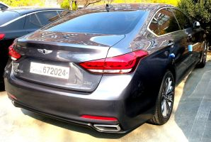 All New Hyundai Genesis Luxury Sedan by toyonda