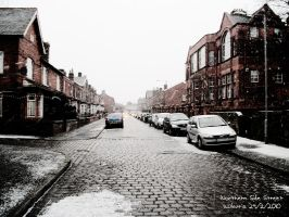 Northern Side Street by Mr-Xvious