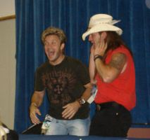 Vic Mignogna and Scott McNeill by ravenqueen22