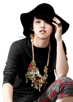 PNG : U-Kiss Dongho by chazzief