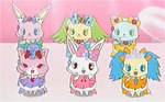 JP- J-pop idol Pets by Roses-and-Feathers