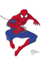 Spidey Color by Spideyfan3714