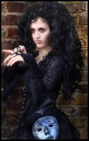 Bellatrix - Deadly Elegance by KellyJane