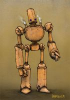 Rust Bot 1 by Plognark