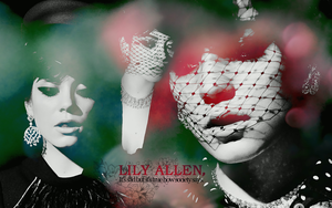lily allen ''22'' quote by alebobbio