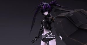 Insane Black Rock Shooter (IBRS) by FinnTHidayat
