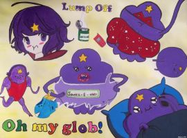 Character sheet lumpy space princess by stephaniaVal
