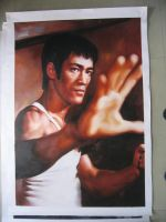 Bruce Lee- Fist of Fury by benw99