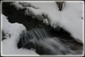 Water, snow and ice by deaconfrost78