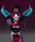 Slipstream x Arcee by Atlas-White