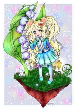 Lilly of the Valley  by MocoGray