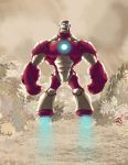 Ironman by Debarsy