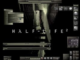 Half Life Again by pitkon