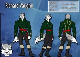 Ref sheet by wolfman95