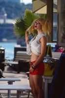 Harley's Holiday - Seaside by MilliganVick