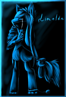 Limelda, The lullaby of blue light by shinayra