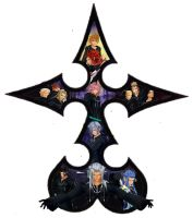 Organization XIII by Victoni
