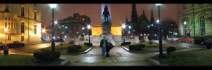 Mount Vernon Place 360 by clarinetJWD