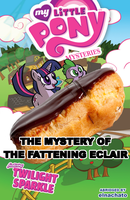 MLP Comic: The Mystery of the Fattening Eclair by elnachato