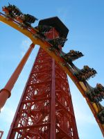 Tatsu with Skytower by JDMM71