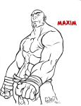 Maxim the Great by Pencil-Prophet