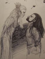 Thrandy and Thorin by TheShieldofOak
