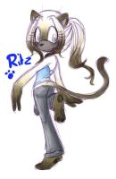 Ritz the Cat by PhishRitzy