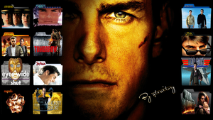 Tom Cruise Movies Icon Pack by gterritory