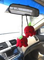 Octocherries Car Decor by Love-Who