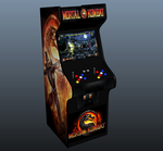 Mortal Kombat 9 Arcade Machine by GreenMachine987