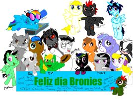 Bronie day latin comunity by PixelDisc