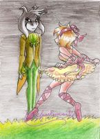 UT: Ballet - From the Shadows- by hopelessromantic721