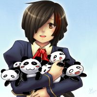 MM: Panda? by kidoairaku