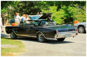 An Oldsmobile 442 by TheMan268