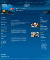 HDTV  company website by vasilius