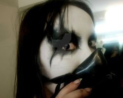 ''Pretty'' Corpse paint by Ragadoll