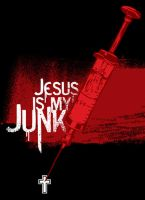 Jesus is my junk by CompletelyAverage