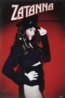 Zatanna Zatara by WildRoseWorkshop
